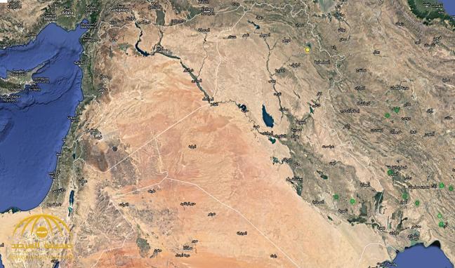 هزة أرضية قوية تضرب العراق .. ويتأثر بها سكان شمال المملكة والكويت