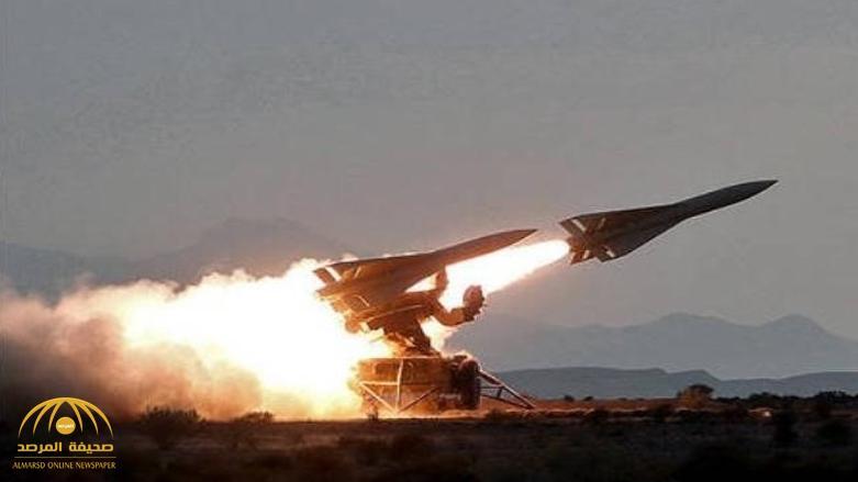 بالفيديو : قوات الدفاع الجوي السعودي تعترض صاروخا باليستيا شمال شرق الرياض