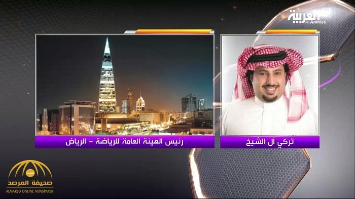 فيديو .. آل الشيخ يحيل أنمار الحائلي والتويجري للتحقيق جنائيا .. و يؤكد: لن نرحم فاسد كائناً من كان
