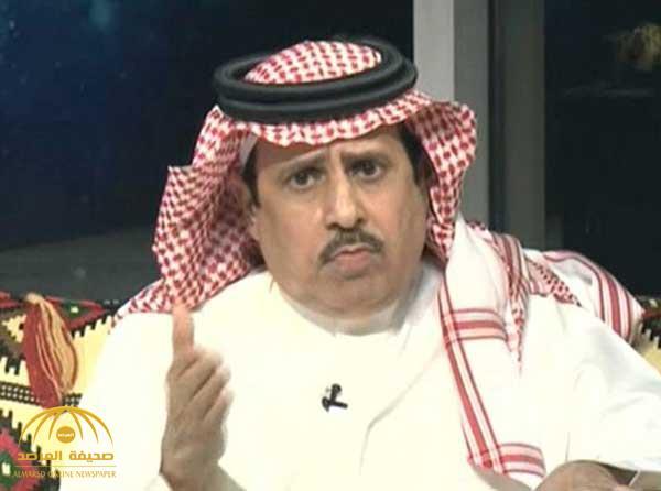 """""""أحمد الشمراني"""" يثير الجدل في الشارع الرياضي بتغريدة حول قضية """"العويس"""" ثم يسارع بحذفها !"""