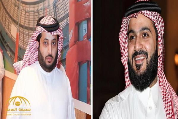 بالفيديو .. أنمار الحائلي يطلب العفو من تركي آل الشيخ .. والهيئة ترد