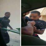 شبان يعتدون على مواطن من ذوي الاحتياجات الخاصة بالأحساء