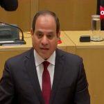 """شاهد ..اسم الرئيس القبرصي  يضع  """" السيسي"""" في موقف محرج!"""