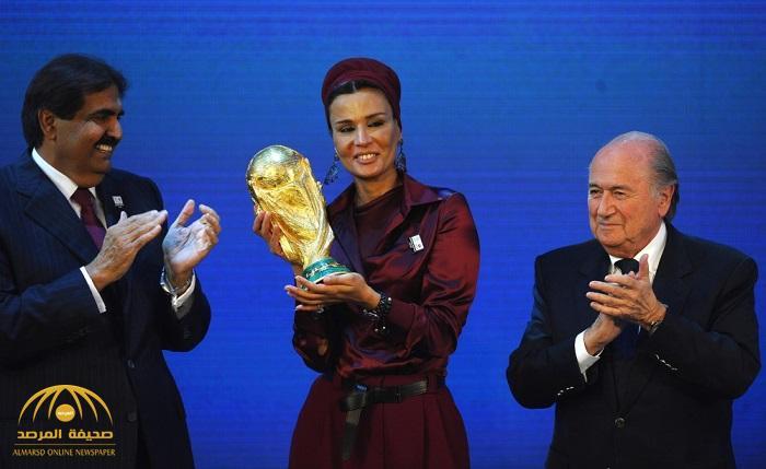 قطر تدفع 80 مليون دولار رشوة للفوز بتنظيم مونديال 2022