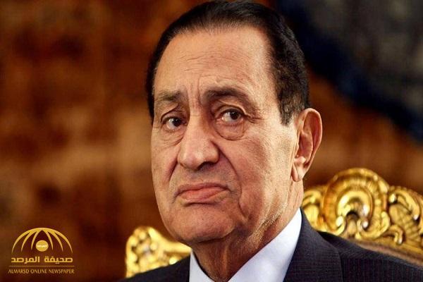 """أول تعليق لـ """"مبارك"""" على تقرير البي بي سي حول موافقته على توطين الفلسطينيين بسيناء"""