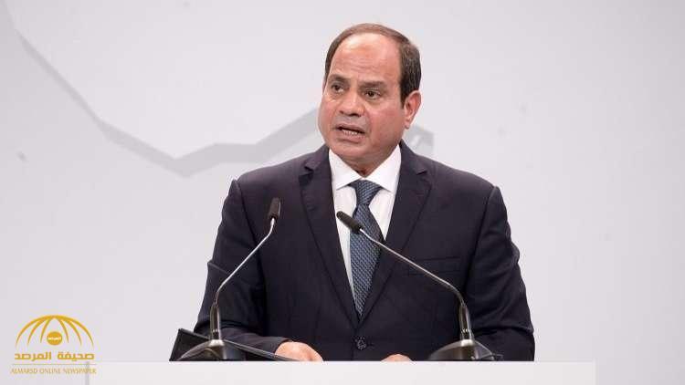 رويترز: السيسي يعارض  التدخل العسكري ضد إيران وحزب الله..ويؤكد:أمن الخليج من أمن مصر