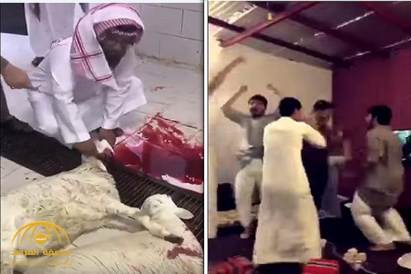 ذبح وإقامة ولائم وهتافات.. شاهد: احتفالات صاخبة لجماهير أندية سعودية بخسارة الهلال