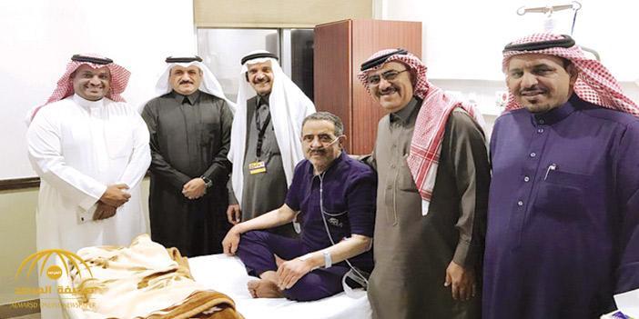 """الإعلامي السعودي """"غالب كامل"""" يكشف سر مهاجمته لوزير استضافه.. وهذا ما طلبه الملك فهد بعد انتهاء الحلقة-صور"""