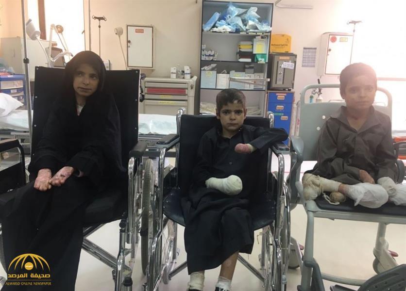 شقيق الأطفال الثلاثة المصابين بالمرض الجلدي الفقاعي يكشف حقيقة صادمة عن علاجهم!