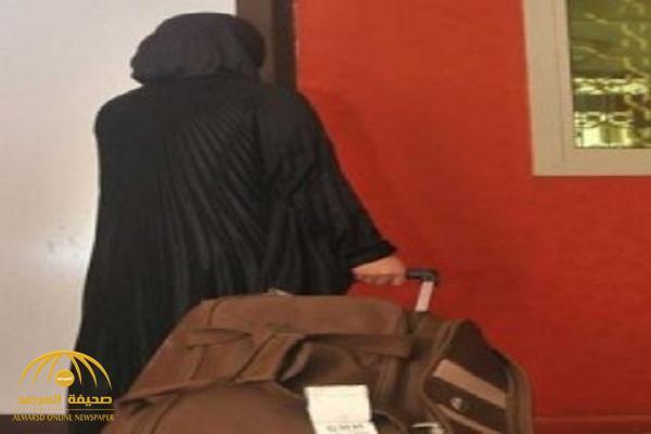 سعودية تروي قصة هروبها من المنزل.. وتكشف تصرفات زوجها العدائية!