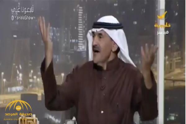 """فيديو.. الكاتب """" محمد السحيمي """" يهاجم """"السعودة"""": بدأناها كمن يضع العطر وهو عرقان.. وهذا هو الحل البديل!"""