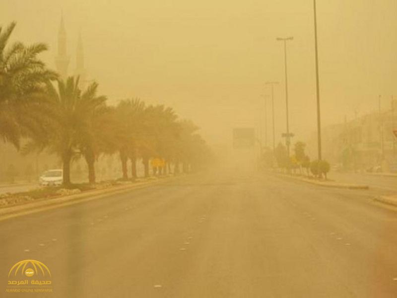 طقس اليوم.. غبار ورياح مثيرة للأتربة على 7 مناطق.. تعرف عليها!