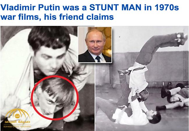 """من الفن لـ الرئاسة.. صديق """"بوتين"""" يكشف معلومات مثيرة عن الرئيس الروسي-صور"""