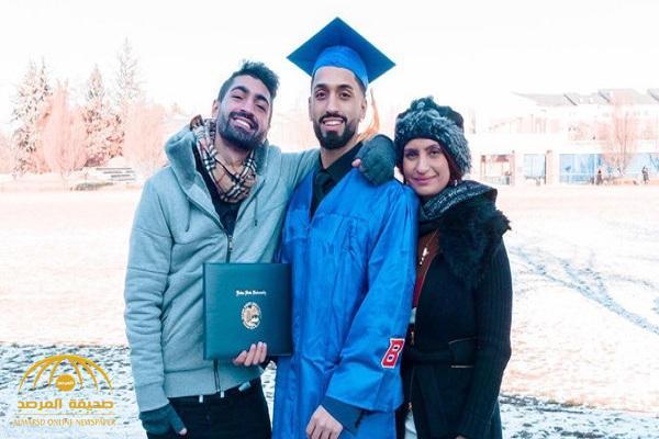"""بعد طلاقها ورجوعها لمنزل أهلها .. """" سعودية"""" تروي قصة عودتها للدراسة وابتعاثها مع ابنيها في أمريكا .. وكيف كانوا يلتقون!"""