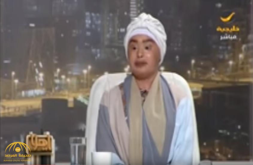 """فتاة سعودية تعاني من عيبا خلقيا تكشف عن أصعب مواقف حياتها.. وسر رؤية الناس لها كـ""""زومبي"""" – فيديو"""