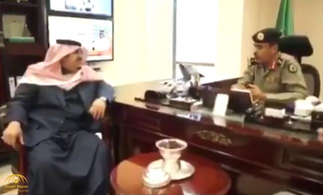 فيديو: نائب أمير الرياض أثناء زيارته لعدد من الإدارات الحكومية بحوطة بني تميم.. وش ناقصكم؟