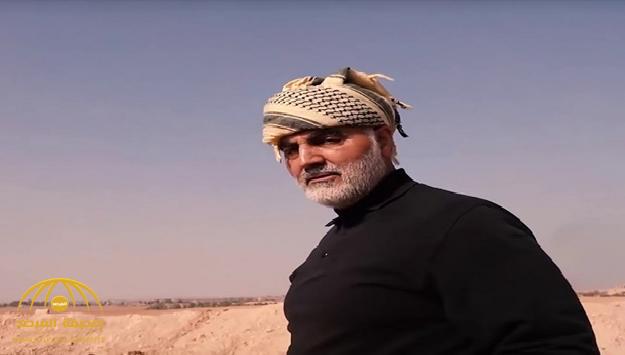 مسؤول إيراني: مدير الاستخبارات الأمريكية بعث رسالة إلى قاسم سليماني