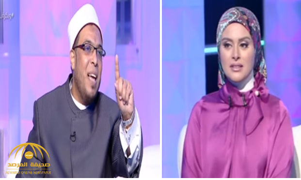 """بالفيديو .. داعية مصري : النبي تزوج واحدة فقط .. ومن عدد فهو """"راجل دنيّ وطفس ومعندوش دين"""" !"""