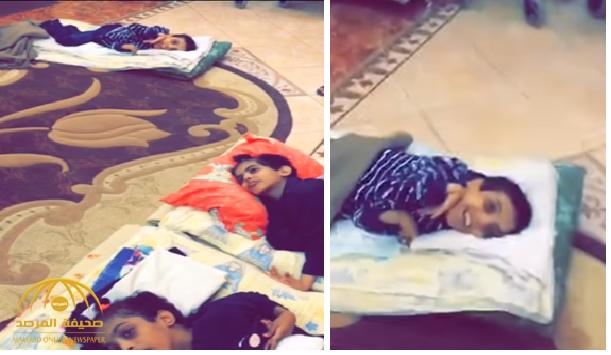 """شاهد .. سعودية مطلقة وأم لـ""""3 أبناء معاقين"""" تعاني من استهتار والدهم .. وهذا ما طالبت به!"""