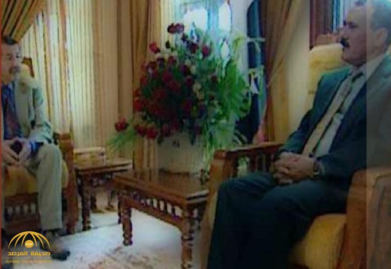 """حكاية الـ10 دقائق الأكثر غموضا في حياة """"علي عبد الله صالح"""".. وحددت مصير روائي يمني !"""