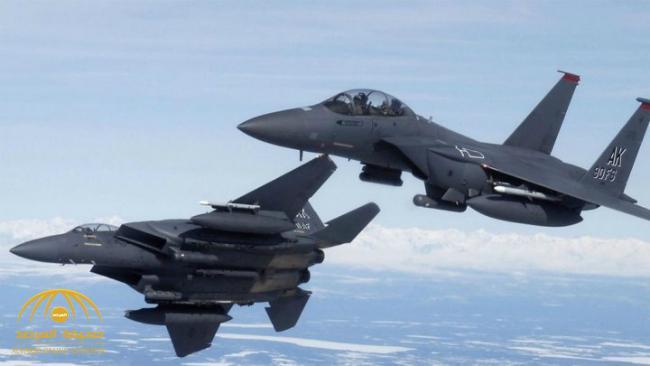 مواجهة بين مقاتلات أمريكية و روسية في سماء سوريا .. وخط ساخن ينهي الأزمة بينهما