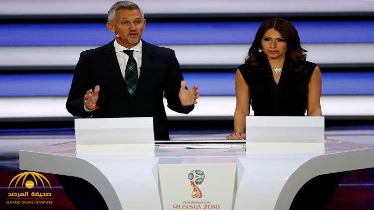 كيف ردّت مقدمة حفل سحب قرعة كأس العالم 2018 على طلب من الإيرانيين حول ملابسها ؟