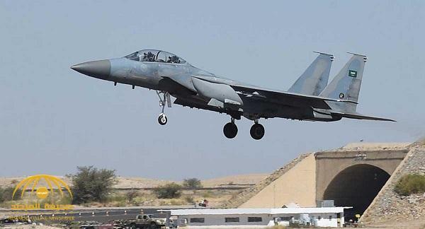 التحالف يقصف مواقع مليشيات الحوثي جنوبي صنعاء