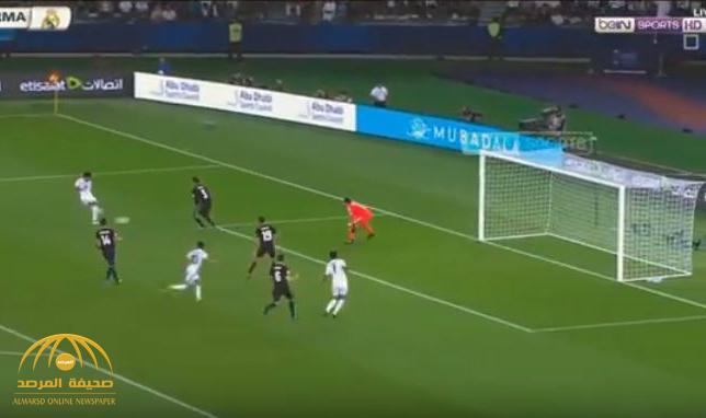 بالفيديو : ريال مدريد يتخطى عقبة الجزيرة الإماراتي بهدفين ويتأهل لنهائي كأس العالم للأندية