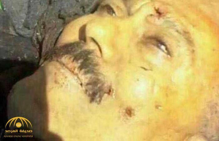 على ضوء مصباح وبحضور 5 أشخاص من أسرته.. هكذا دفن علي عبد الله صالح في مسقط رأسه