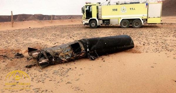التحالف ينفي إطلاق ميليشيا الحوثي صاروخاً باليستياً على الرياض .. ويوضح حقيقة الصور المتداولة