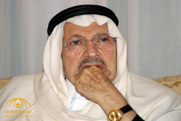 شاهد.. أول صورة للأمير طلال بن عبد العزيز بعد خروجه من المستشفى