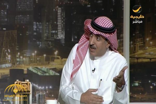 """فيديو.. الكاتب """"خالد السليمان"""": رفع أسعار البنزين اتجحفلنا فيها!.. و""""حساب المواطن"""" يعاني مشاكل كبيرة"""