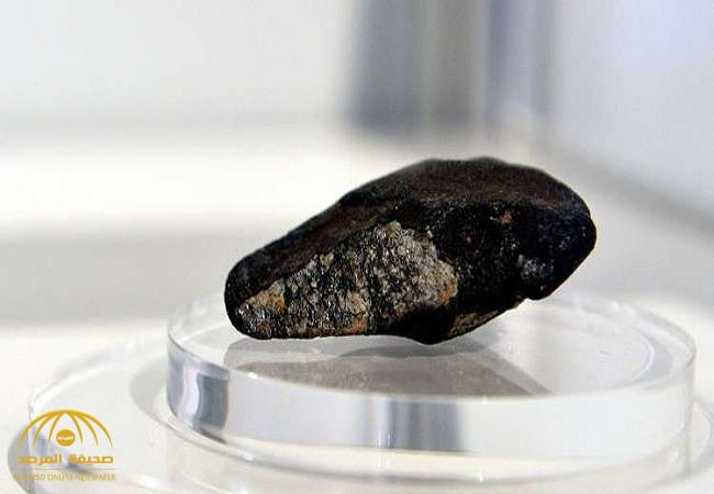 تحليل نيزك سقط على الأرض يفسر كيف بدأت الحياة على الأرض
