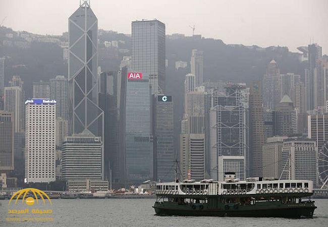 قنبلة أمريكية تثير الفزع وسط هونغ كونغ