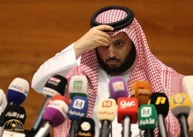 """أضرب على الكايد ولا تسمع كلام … """" آل الشيخ """" يكشف حقيقة إعفاءه من منصبه.. """"اصحوا من نومكم فأنا هنا"""""""