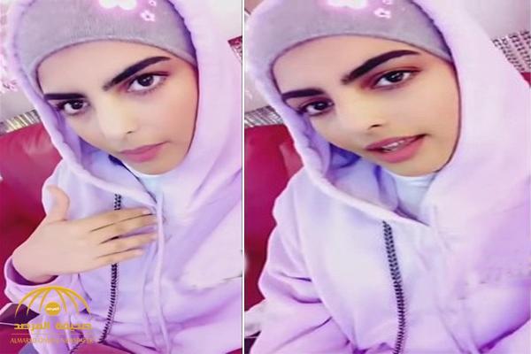 """بالفيديو : شاهد كيف ردت سارة الودعاني على فتاة تلفظت عليها بسبب """"كريم"""""""