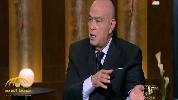 شاهد.. عمرو أديب يجري لقاء مع شقيقه والأخير  يحرجه : أنا أسمي الأستاذ عماد!