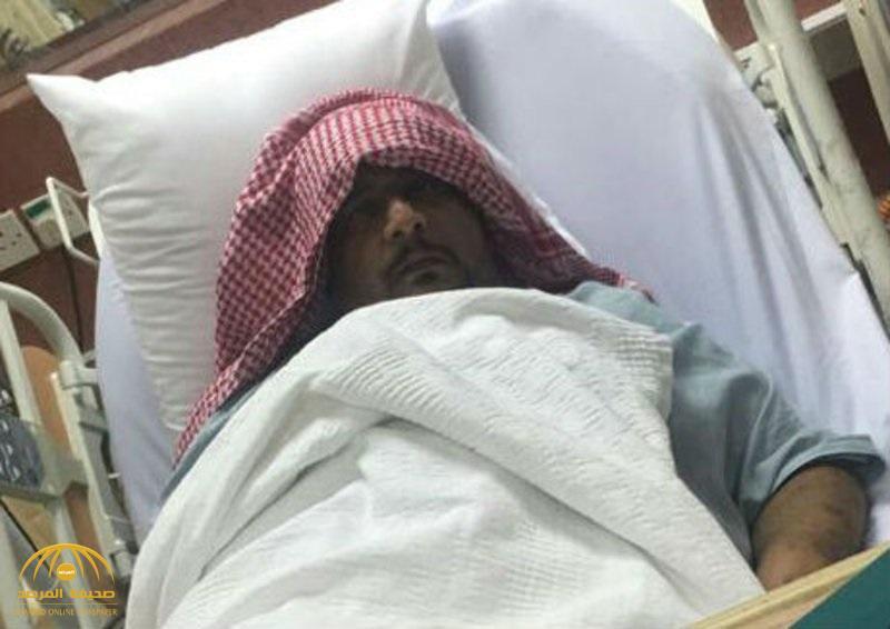"""أصرت على إخراجه منها.. تفاصيل معاناة إعلامي سعودي داخل مستشفى بـ """"مكة"""".. ومناشدة لولاة الأمر بالتدخل"""