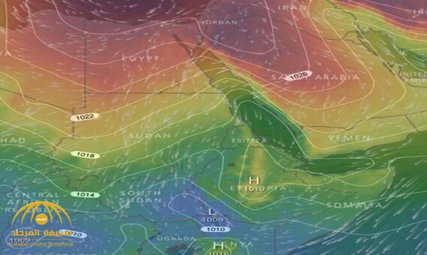 """""""الجهني"""" يكشف تفاصيل أقوى وأطول """"موجة قطبية باردة"""" تتعرض لها المملكة منذ بدء الشتاء !"""