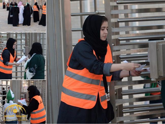 بالفيديو والصور .. شاهد استعدادات هيئة الرياضة لاستقبال العائلات باستاد الملك عبدالله