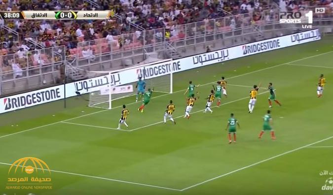 بالفيديو : بعد فوز صعب على الاتفاق .. الاتحاد يتأهل لدوري الـ8 بكأس الملك