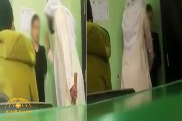 فيديو.. والد الطالب المعتدى عليه في الأحساء: أنا أعطيت المعلم كل الصلاحيات .. وله فضل كبير على ابني في حفظ القرآن