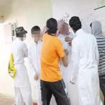 التعليم : السجن 10 سنوات  وغرامة مليون ريال في حال قام طالب بضرب معلم