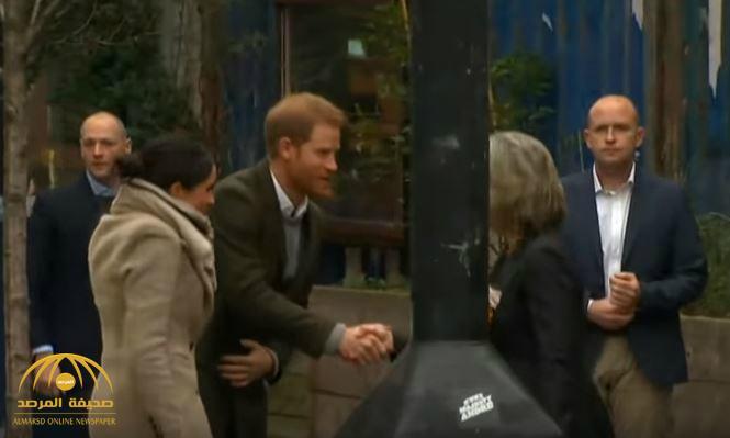 بالفيديو : الأمير هاري يحرج خطيبته أمام الكاميرات بسبب هذه السيدة! .. وخبير بلغة الجسد يكشف المسكوت عنه