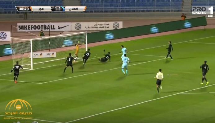 بالفيديو : الهلال يتأهل لدور الـ 16 من بطولة كأس خادم الحرمين بعد فوزه على هجر بهدفين