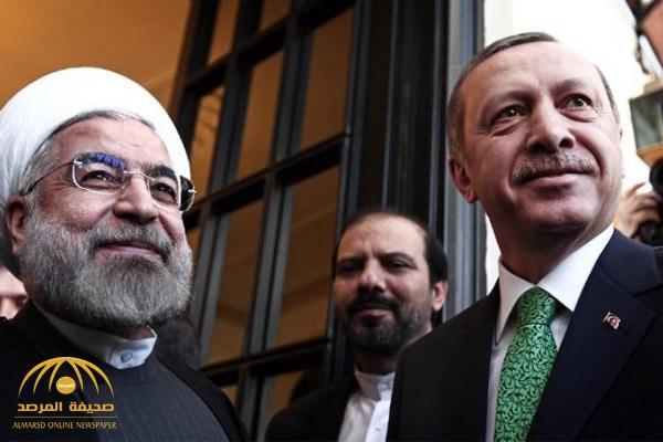 أردوغان ينصّب نفسه ناطقا باسم نظام طهران