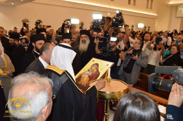 بالفيديو والصور .. افتتاح أول كاتدرائية في الإمارات وهذا ما قاله الحضور عن سماحة الإسلام