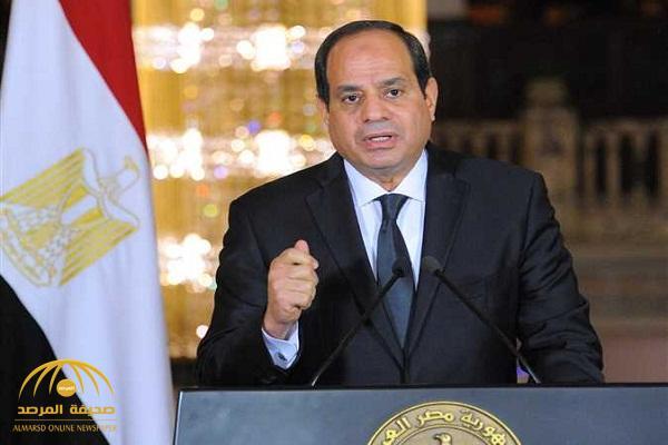 السيسي يعلن ترشحه لفترة رئاسية ثانية ويوجه رسالة للمصريين