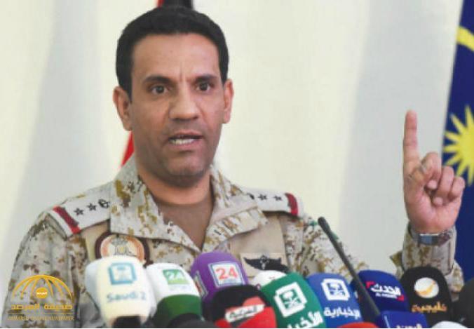 """""""متحدث التحالف"""" يكشف تفاصيل اعتراض القوات الجوية صاروخ حوثي فوق جازان .. ويوجه رسالة للمجتمع الدولي"""