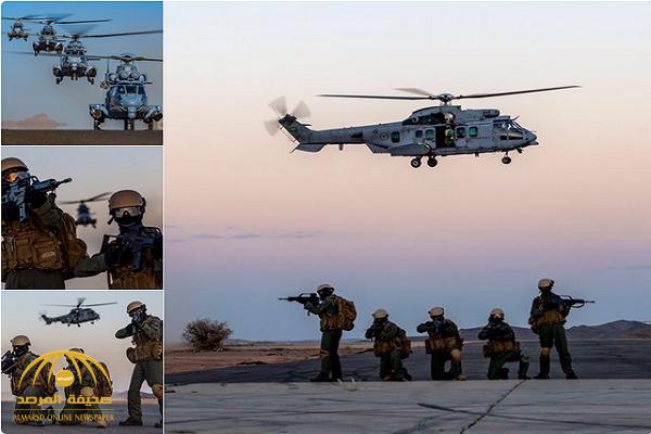 """تعرف على """"السرب 99"""" الذي أنقذ الطيارين السعوديين بعد سقوط طائرتهما في اليمن!"""